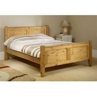 Image of: Friendship Mill - Coniston 4FT Sml Double Bedstead High Footend - Double Beds