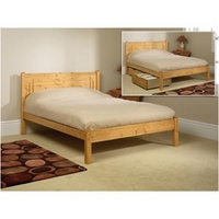 Image of: Friendship Mill - Vegas 2FT 6 Small Single Bedstead - Single Beds