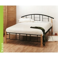 Image of: Limelight Neon 3FT Single Metal Bedstead - Single Beds