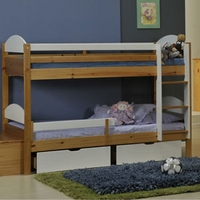 Image of: Star Collection Maximus Bunk Bed and 2 Storage Drawers - Bunk Beds