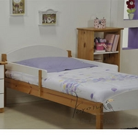 Image of: Star Collection - Maximus Single Bed With Safety Rails - Single Beds