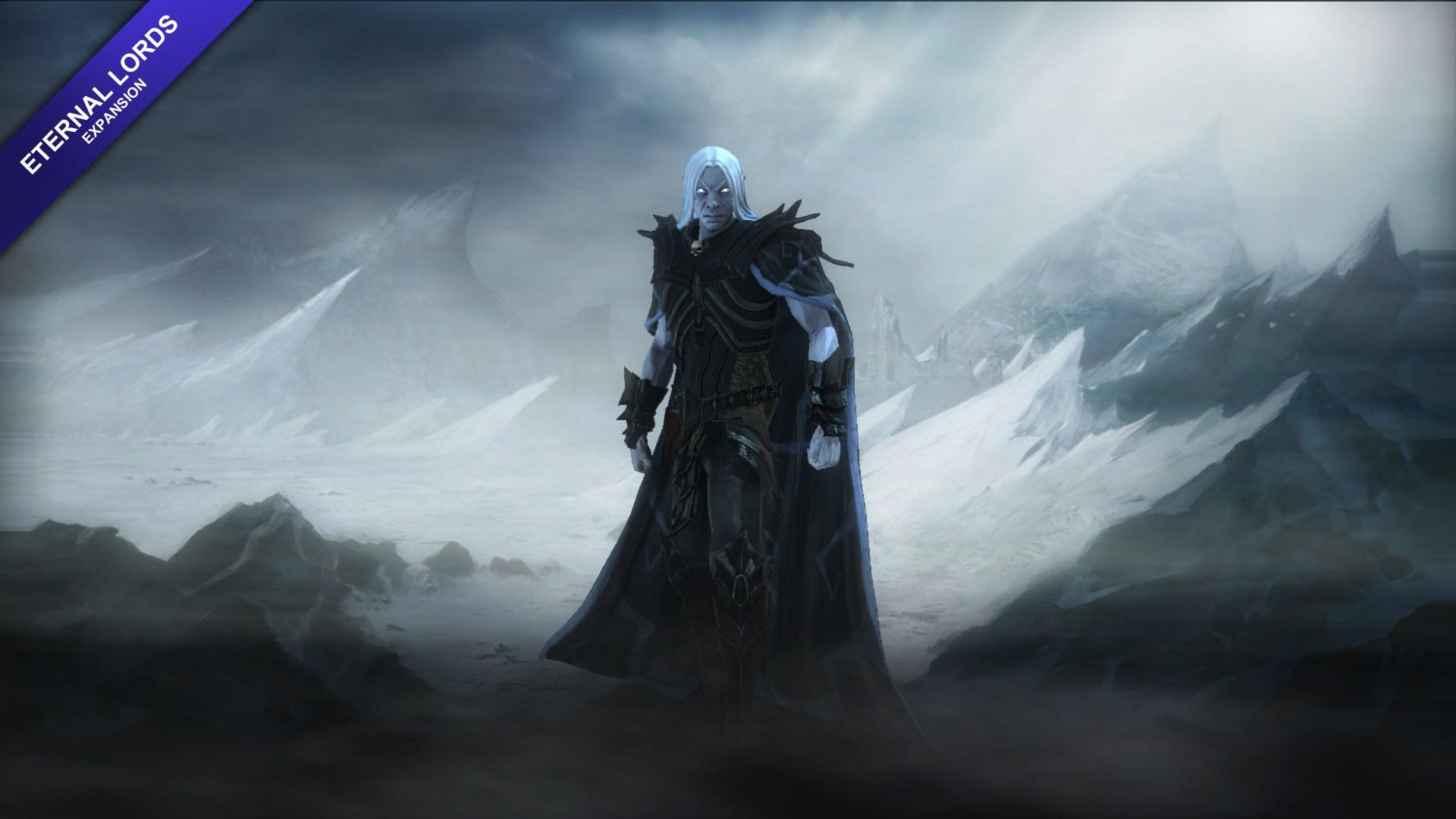 Necromancer Leader