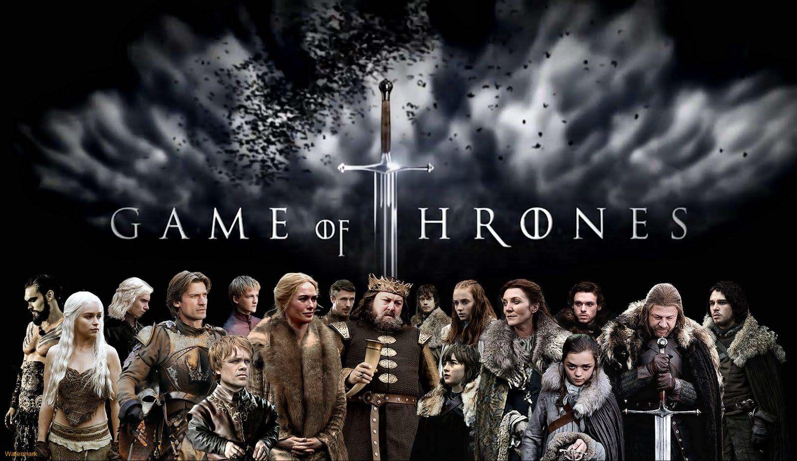 الحلقة الثانية من مسلسل game of thrones
