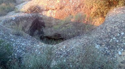 Alchup de la Roca Foradada
