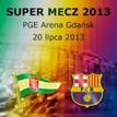 FC Barcelona vs. Lechia Gdańsk