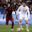 Real Madryt - AS Roma - Liga Mistrzów