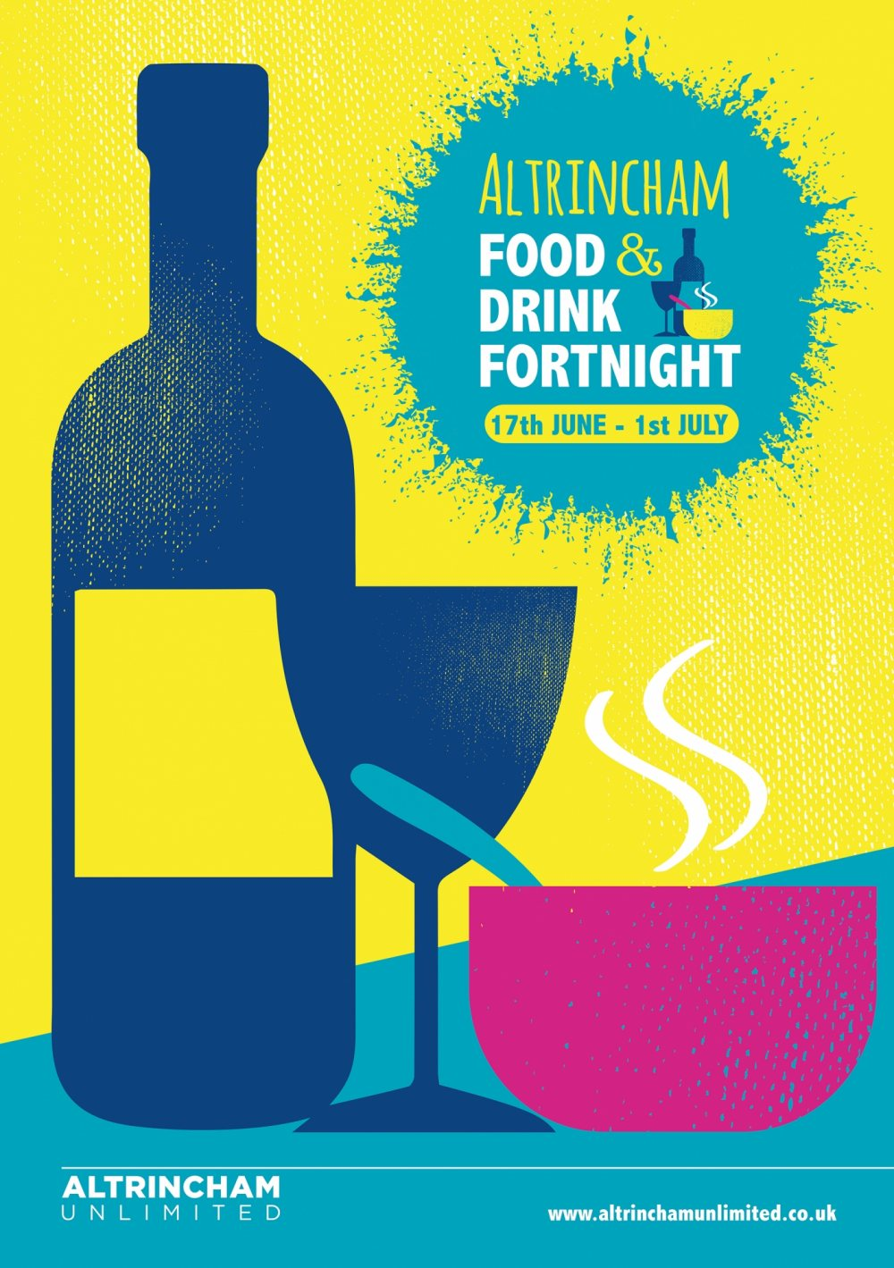Food & Drink Fortnight announced for Altrincham