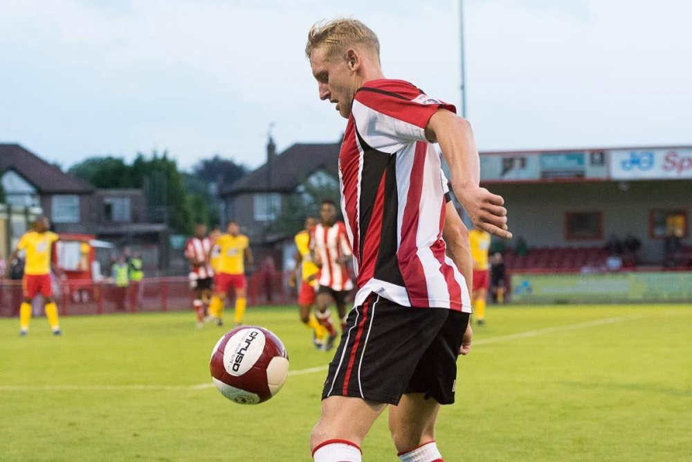 Altrincham FC VS Workington