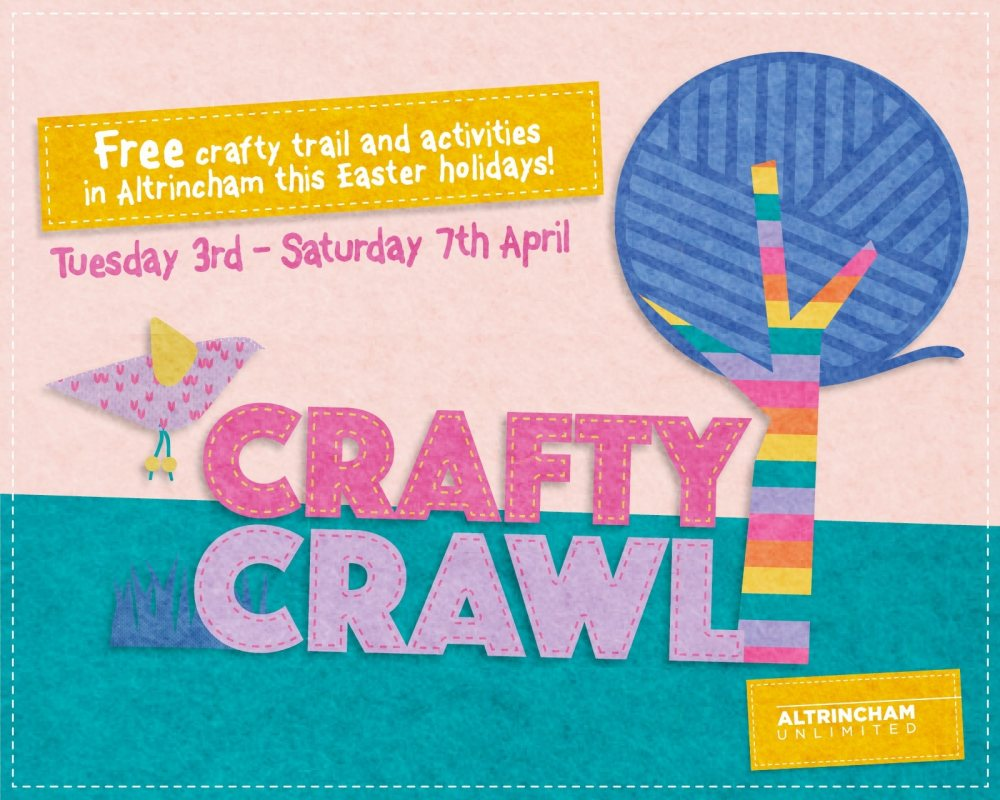 Altrincham to get crafty this Easter!