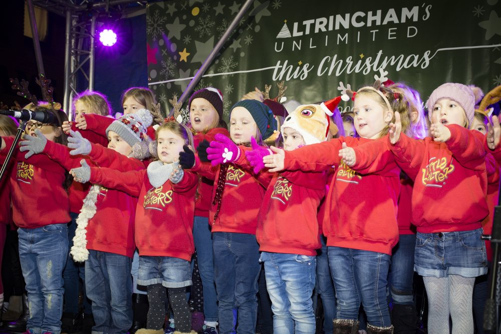 Everything you need to know about Altrincham's Christmas Lights Switch-On 2017!