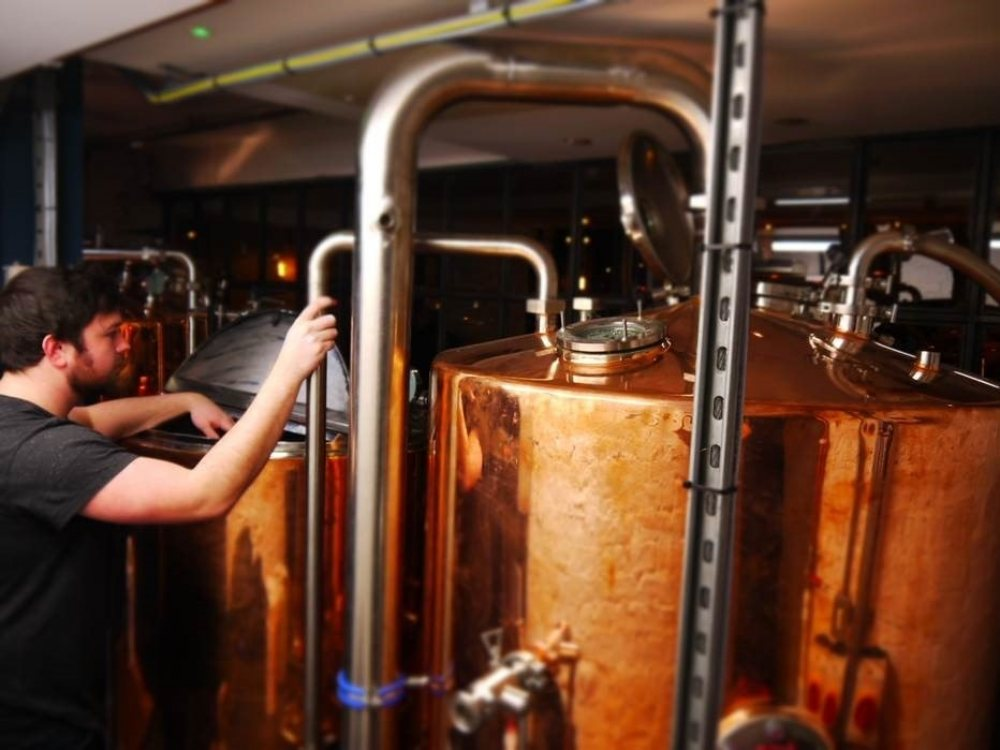 Altrincham gets its first microbrewery