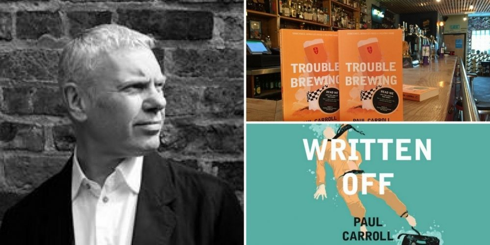 Word Fest - An Evening with Paul Carroll: Self-Publisher Extraordinaire
