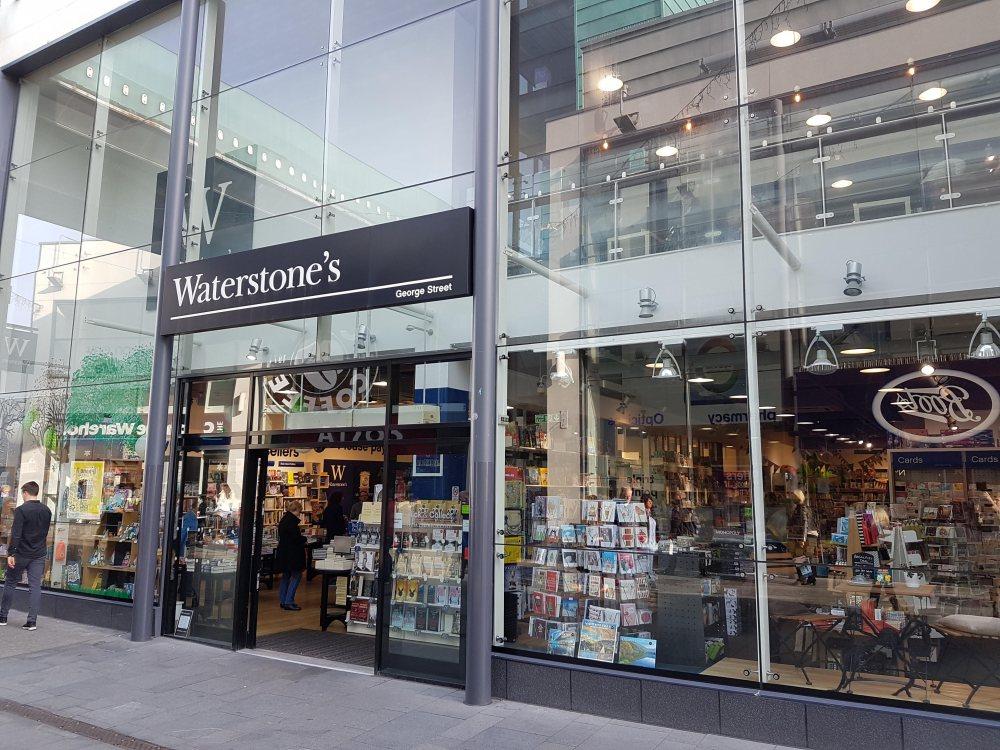 Waterstones Book Club