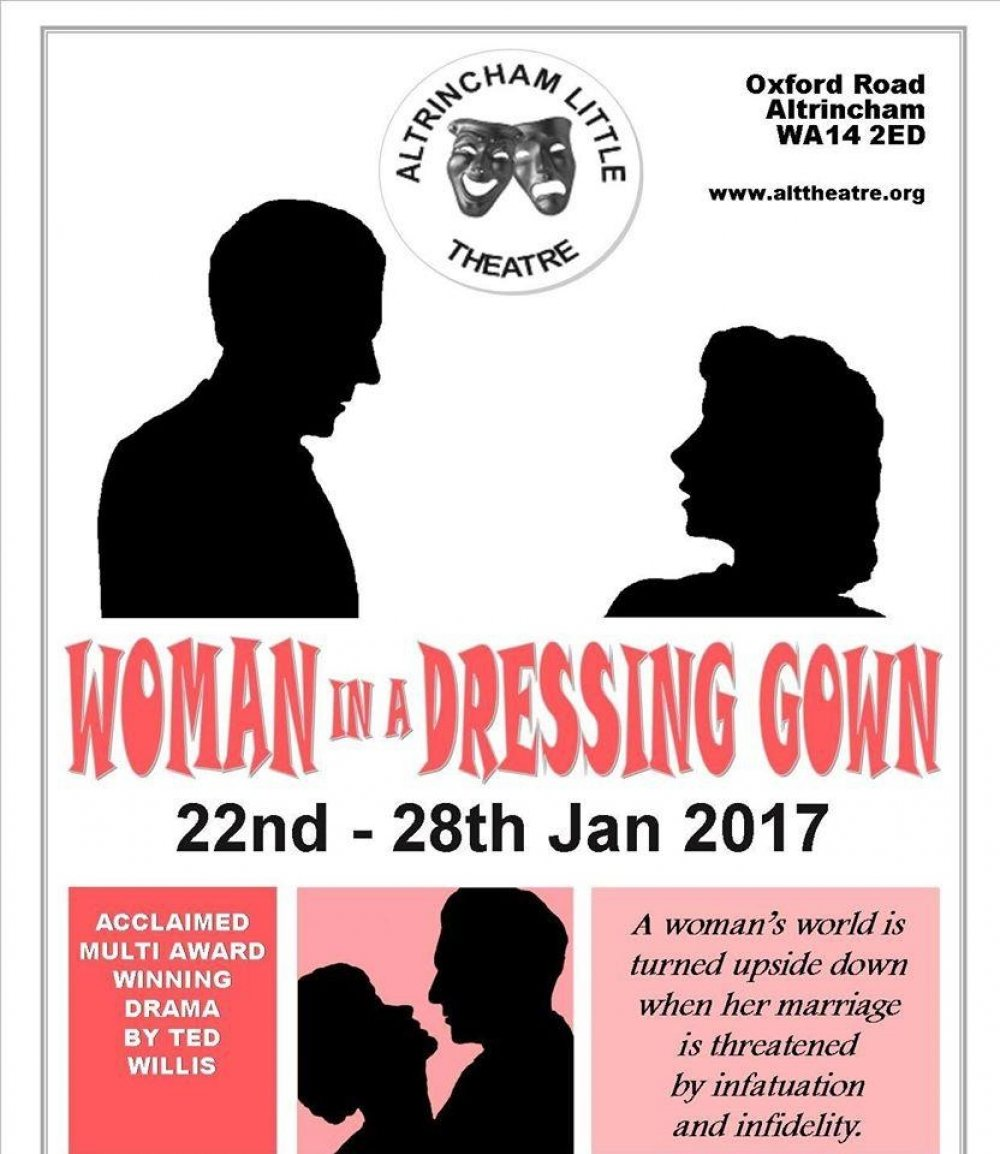 Woman In A Dressing Gown - What\'s On | Altrincham Unlimited