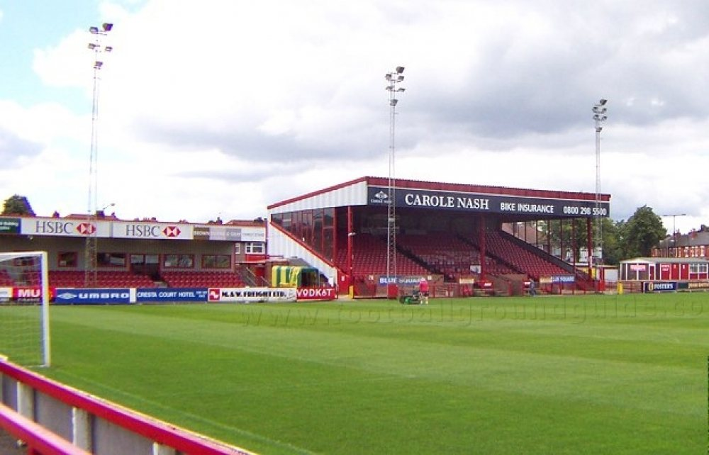 Altrincham FC plans for investment