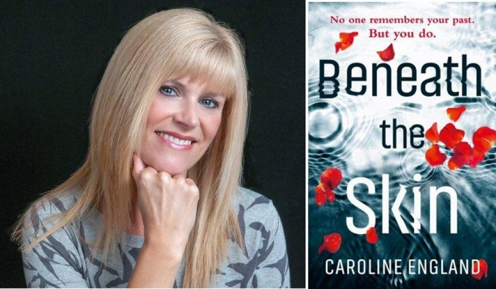 Meet author Caroline England