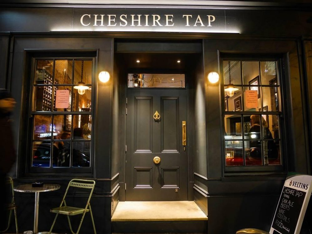 Clare & Jennings LIVE at The Cheshire Tap