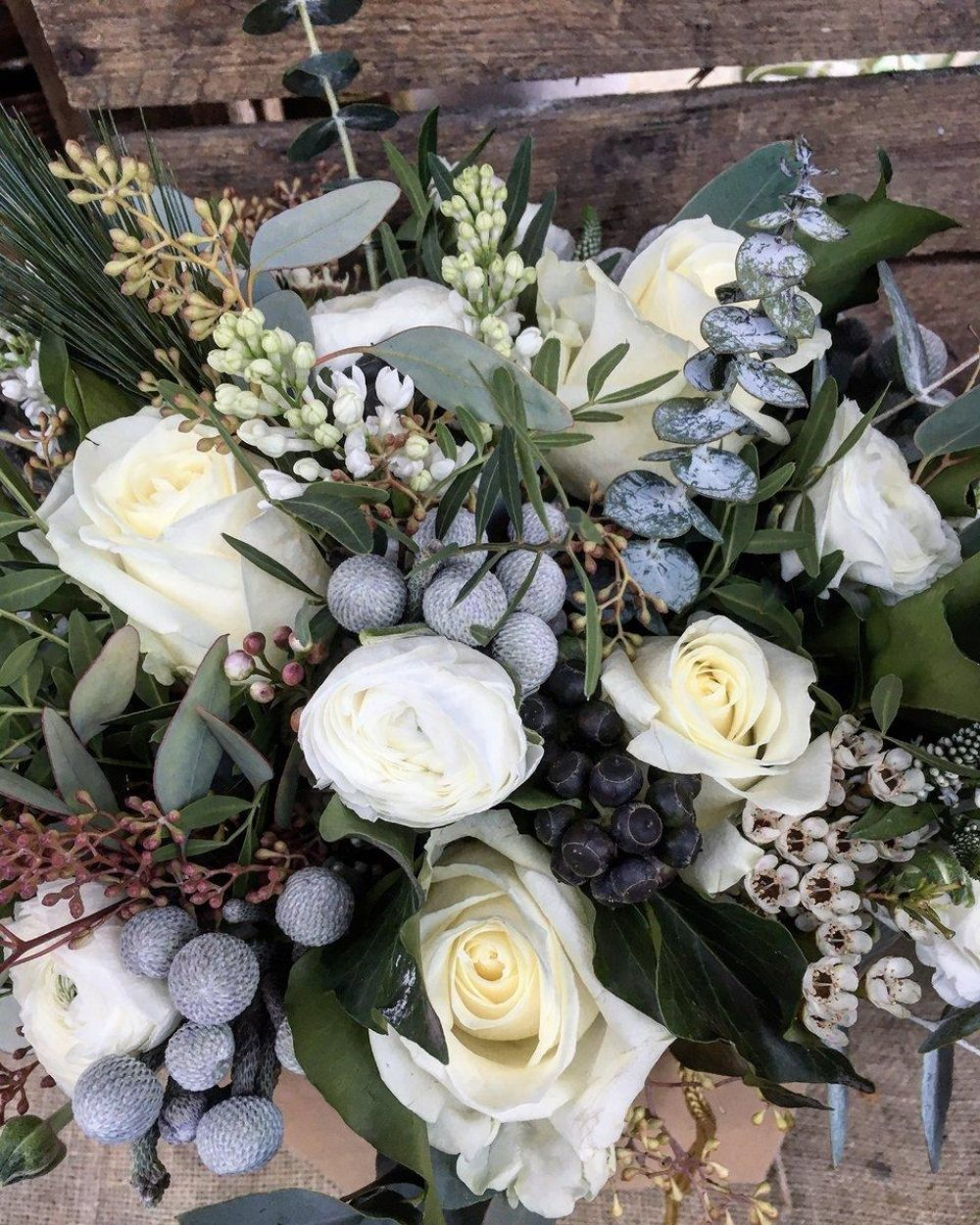 Learn to make a Handtied Bouquet