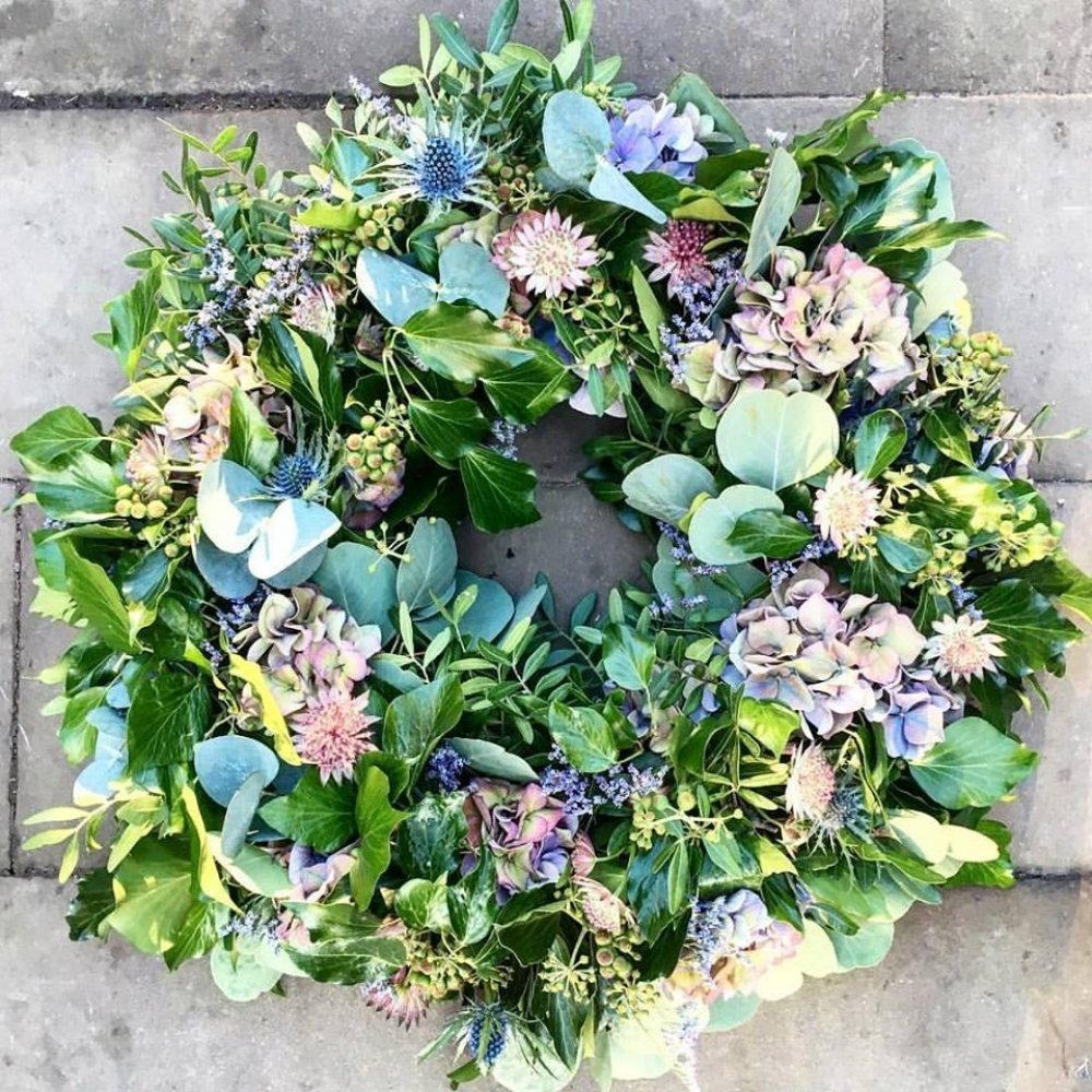 Chloe Robinson Christmas Wreath Workshop