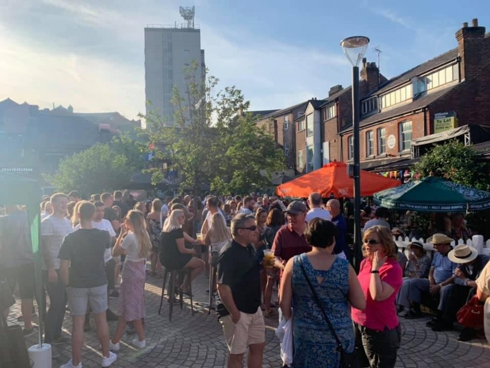 Another record-breaking year for Goose Green Festival with just under 9,000 visitors over the weekend