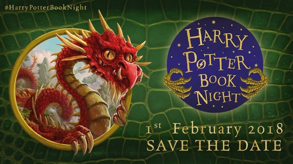 Fantastic Beasts: Harry Potter Book Night