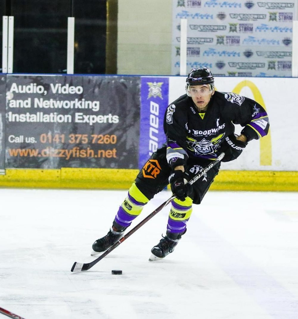 Manchester Storm VS Fife Flyers