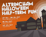 Altrina's Free Halloween Town Trail