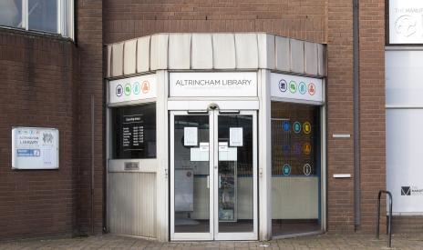 Altrincham Library