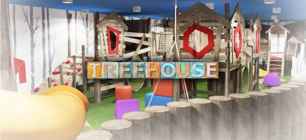 Treehouse Play