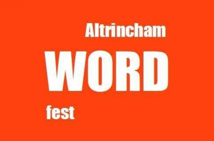 Altrincham Word Fest 2019 - 11th to the 26th May