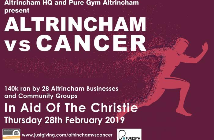 Altrincham Vs Cancer