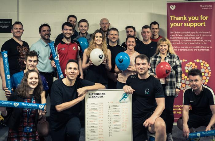 Altrincham businesses invited to take part in Altrincham vs Cancer challenge