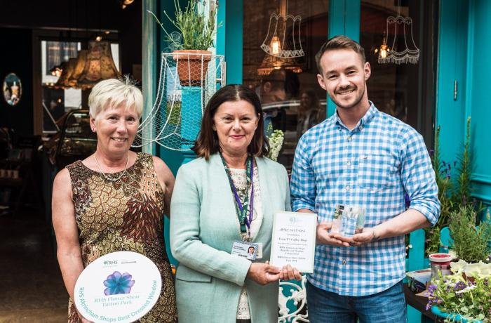 Gran T's Coffee House win Altrincham's 'Best In Show'