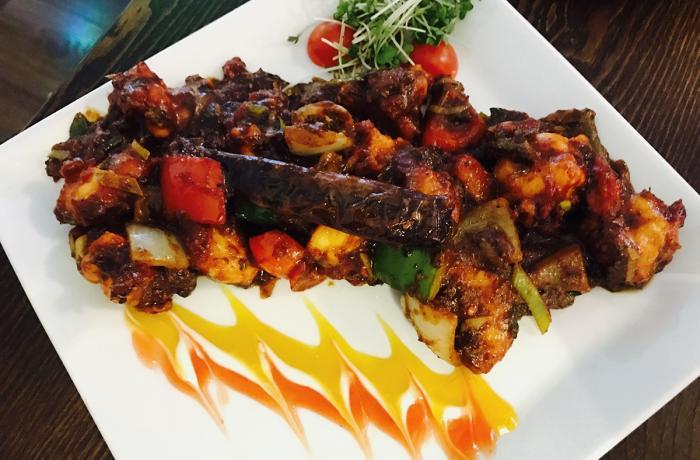 South Indian Taster at Cholaas