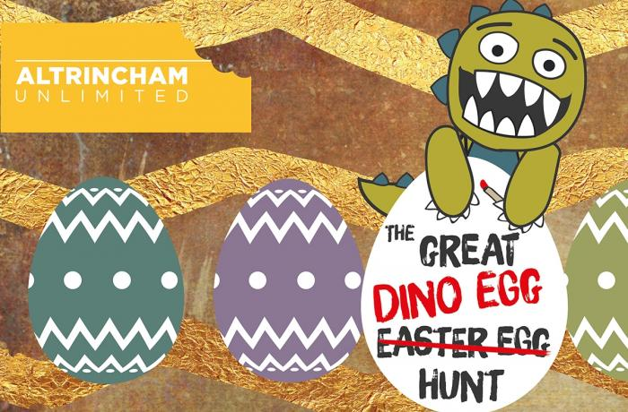 'Roarsome' family fun in Altrincham this Easter