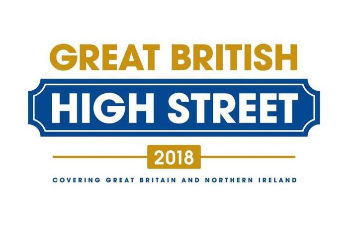 Altrincham shortlisted in the Great British High Street Awards