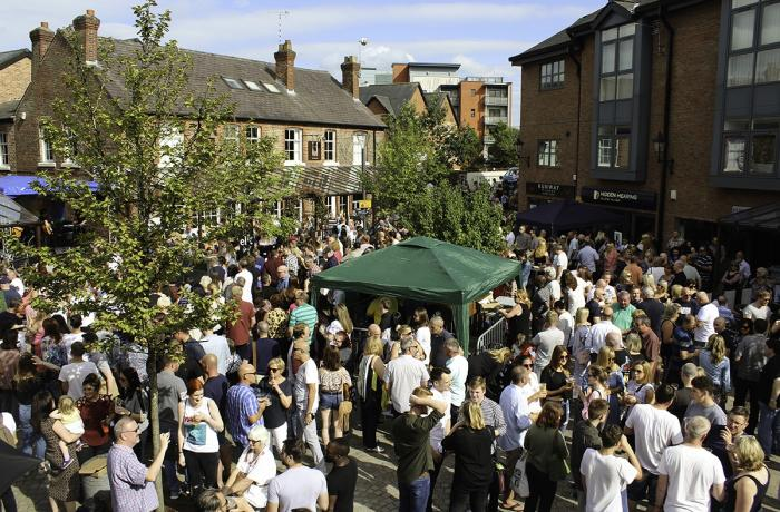 Goose Green Festival- Sat 24th Aug