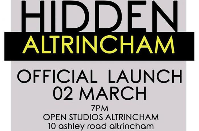 Hidden Altrincham arts festival seeks artists, volunteers and sponsors