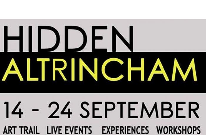 Hidden Altrincham Art Festival