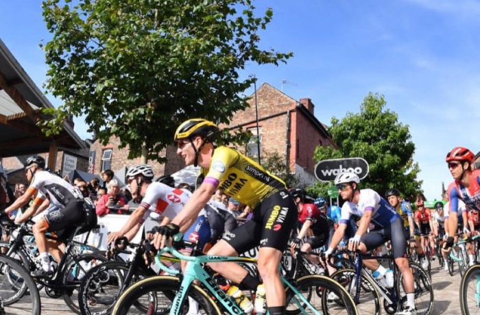 OVO Energy Tour of Britain brings record footfall to Altrincham