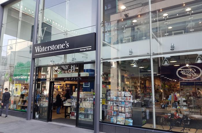 Waterstones Book Club
