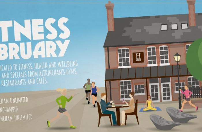 Altrincham's 'Fitness February' - a month of fitness, health and wellbeing