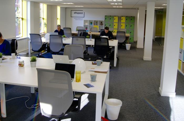 Altspace expands to a larger coworking space to meet demand for town centre office space