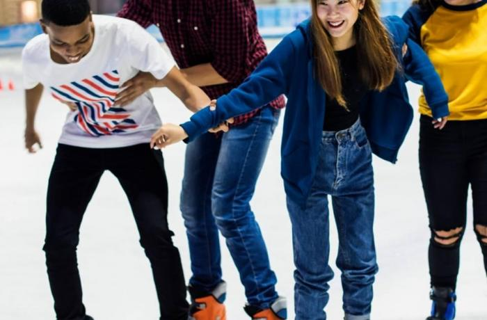 The Ice Rink - the coolest place to visit this Summer