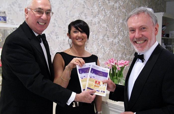 Altrincham Rotary Charity Spring Ball