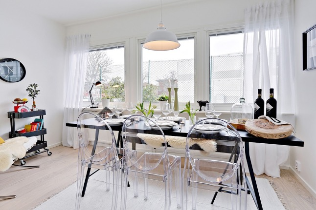 INSPIRING HOMES: TRANSPARENT - Always White | Blog Decoración Always ...
