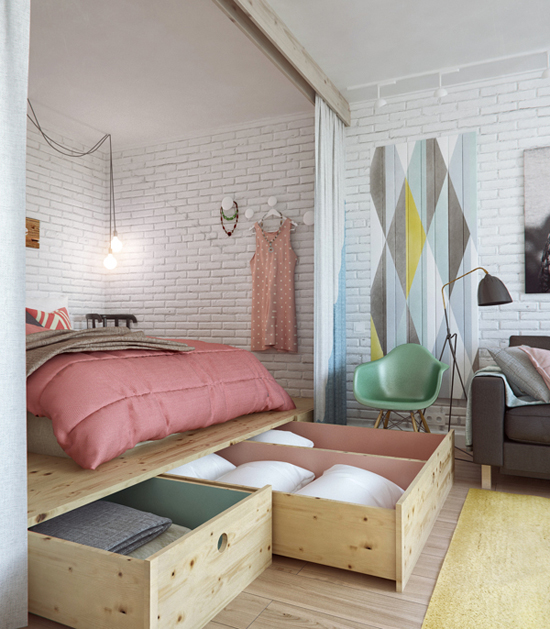 apartment-colorful-pastel-white-nordic-tolix-4