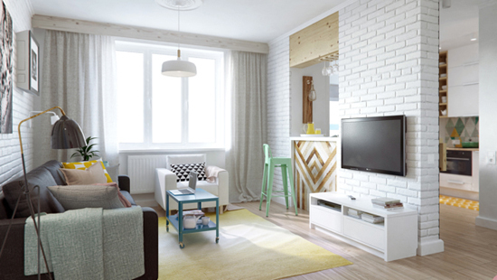 apartment-colorful-pastel-white-nordic-tolix-6