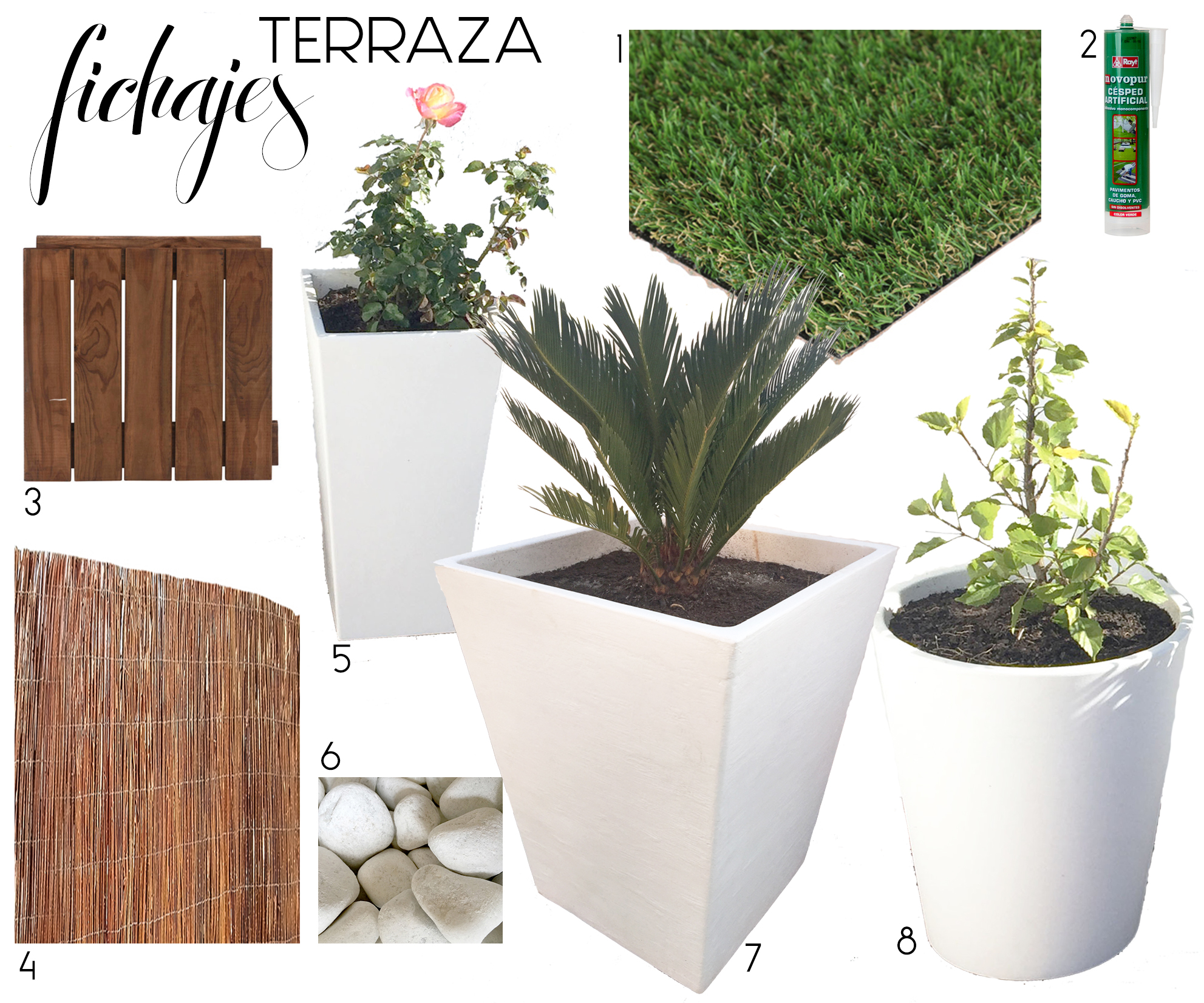 COLLAGE TERRAZA