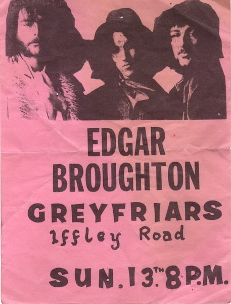 edgar broughton band 1970